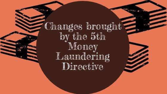 5th money laundering directive 5 MLD